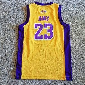 Lebron James NWOT Lakers #23 tank top